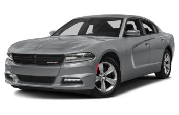 2018 Dodge Charger - Billet Metallic