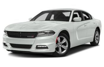 2018 Dodge Charger - Bright White