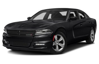 2018 Dodge Charger - Pitch Black
