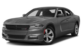 2018 Dodge Charger - Destroyer Grey