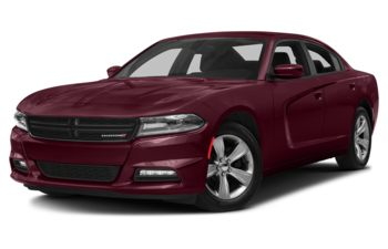 2018 Dodge Charger - Octane Red Pearl