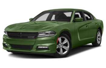 2018 Dodge Charger - F8 Green Metallic