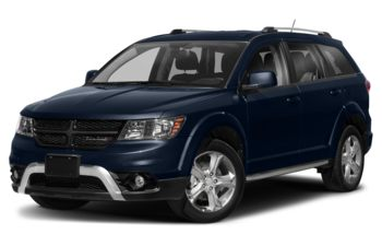 2019 Dodge Journey - Olive Green Pearl