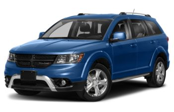 2019 Dodge Journey - Redline Pearl