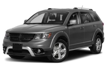 2019 Dodge Journey - Billet Metallic