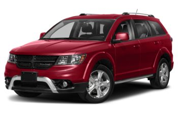 2020 Dodge Journey - Redline Pearl