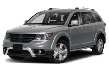 2020 Dodge Journey - Billet Silver Metallic