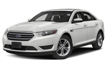 2019 Ford Taurus - Oxford White