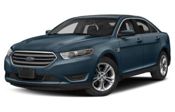 2018 Ford Taurus - Blue Metallic