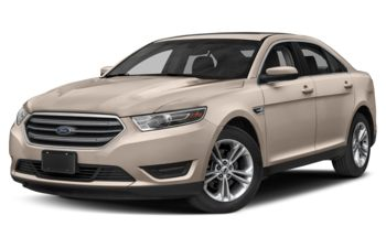 2018 Ford Taurus - White Gold