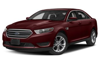 2019 Ford Taurus - Burgundy Velvet Metallic Tinted Clearcoat