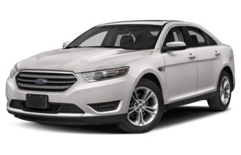 2019 Ford Taurus - White Platinum Metallic Tri-Coat
