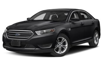 2019 Ford Taurus - Agate Black