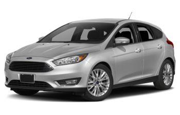 2018 Ford Focus - Ingot Silver Metallic