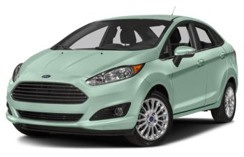 2017 Ford Fiesta - Bohai Bay Mint