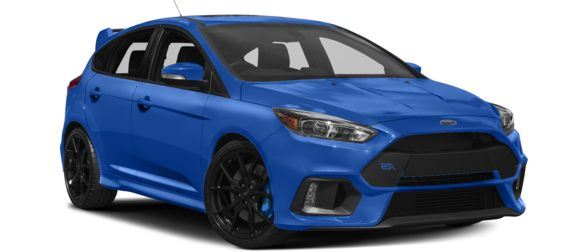 2018 Ford Focus RS