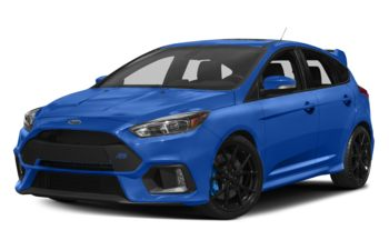 2018 Ford Focus RS - N/A
