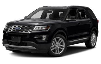 2017 Ford Explorer - Shadow Black