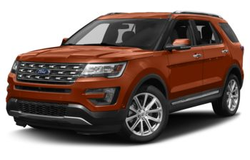 2017 Ford Explorer - Canyon Ridge
