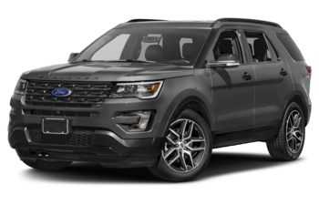2017 Ford Explorer - Magnetic Metallic