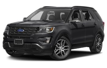 2017 Ford Explorer - Smoked Quartz Tinted Clearcoat