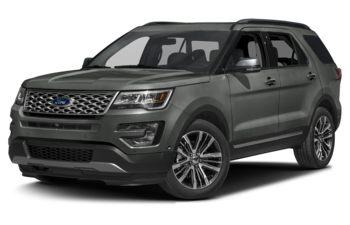 2017 Ford Explorer - Magnetic Metallic