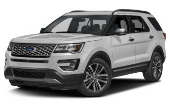 2017 Ford Explorer - Ingot Silver Metallic