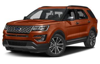 2017 Ford Explorer - Canyon Ridge