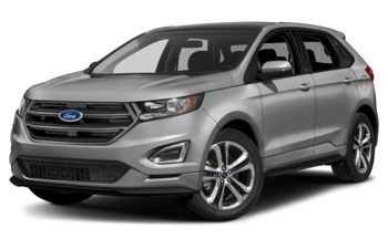 2018 Ford Edge - Ingot Silver Metallic