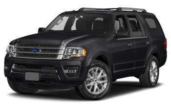 2017 Ford Expedition - Shadow Black