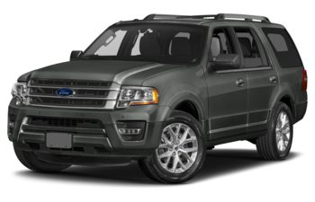 2017 Ford Expedition - Magnetic Metallic