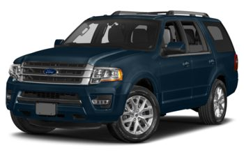 2017 Ford Expedition - Blue Jean Metallic