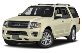 2017 Ford Expedition - White Gold