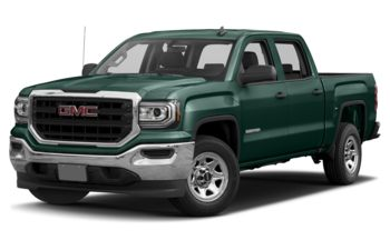 2018 GMC Sierra 1500 - Woodland Green