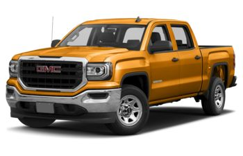 2018 GMC Sierra 1500 - Wheatland Yellow