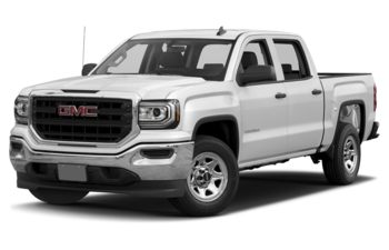 2018 GMC Sierra 1500 - Summit White
