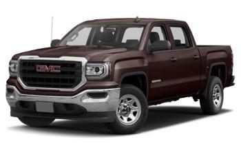2018 GMC Sierra 1500 - Deep Mahogany Metallic
