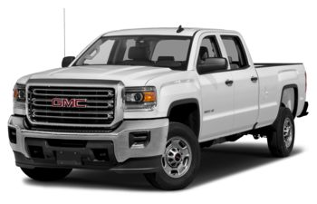 2018 GMC Sierra 3500HD - Summit White