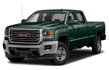 2018 GMC Sierra 3500HD - Woodland Green
