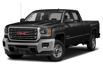 2018 GMC Sierra 2500HD - Onyx Black