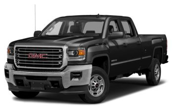 2018 GMC Sierra 3500HD - Onyx Black