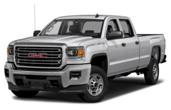 2018 GMC Sierra 2500HD - Quicksilver Metallic