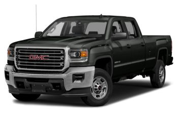 2018 GMC Sierra 2500HD - Dark Slate Metallic