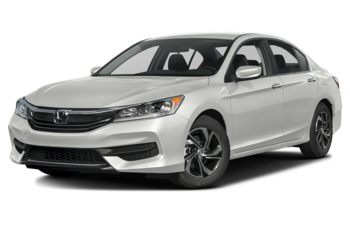 2016 Honda Accord - White Orchid Pearl