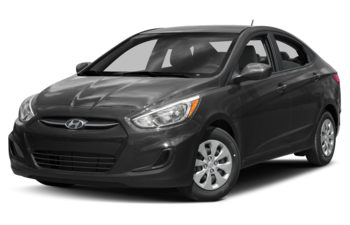 2017 Hyundai Accent - Triathlon Grey Metallic
