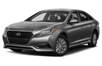 2017 Hyundai Sonata Hybrid - Polished Metal Metallic
