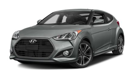 2017 Hyundai Veloster Turbo w/Blue Colour Pack