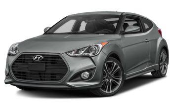 2017 Hyundai Veloster - Matte Grey Metallic