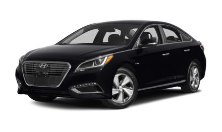 2017 Hyundai Sonata Plug-In Hybrid Ultimate