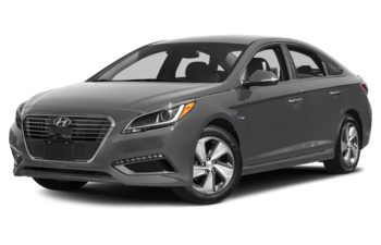 2017 Hyundai Sonata Plug-In Hybrid - Polished Metal Metallic